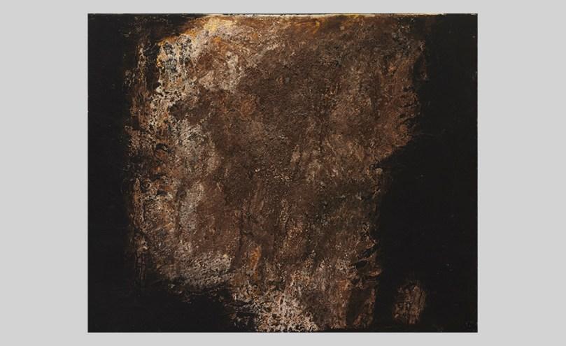 Ahti Lavonen, Untitled, 1961, oil on canvas, 54cm x 65.5cm Finnish National Gallery / Ateneum Art Museum Photo: Finnish National Gallery / Yehia Eweis