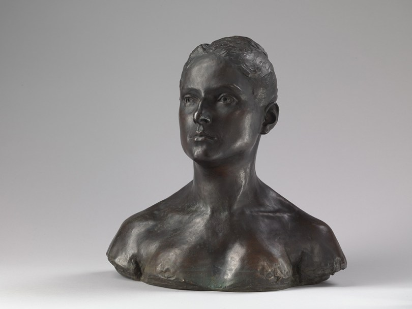 Featured image: Sigrid af Forselles, Youth, 1880–89, bronze, 43cm x 41.5cm x 26cm, Finnish National Gallery / Ateneum Art Museum Photo: Finnish National Gallery / Hannu Pakarinen