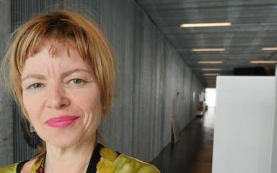 Esther Charlesworth's 'War, Disaster, and Design Responsibility' lecture video