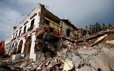 OPEN HOUSE PANEL: A Conversation About Post-Disaster Recovery in Mexico