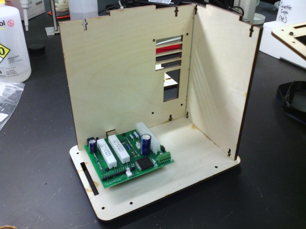 The Open PCR Build (4/6)