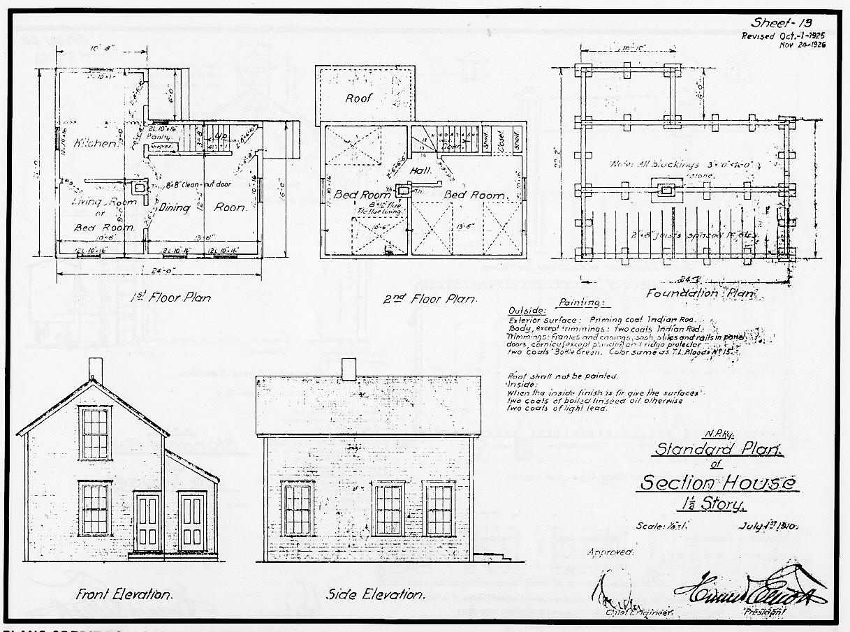 House Plans Gallery