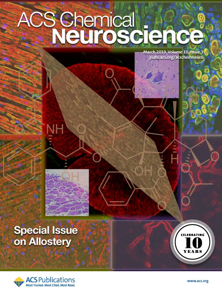 ACH Chemical Neuroscience cover