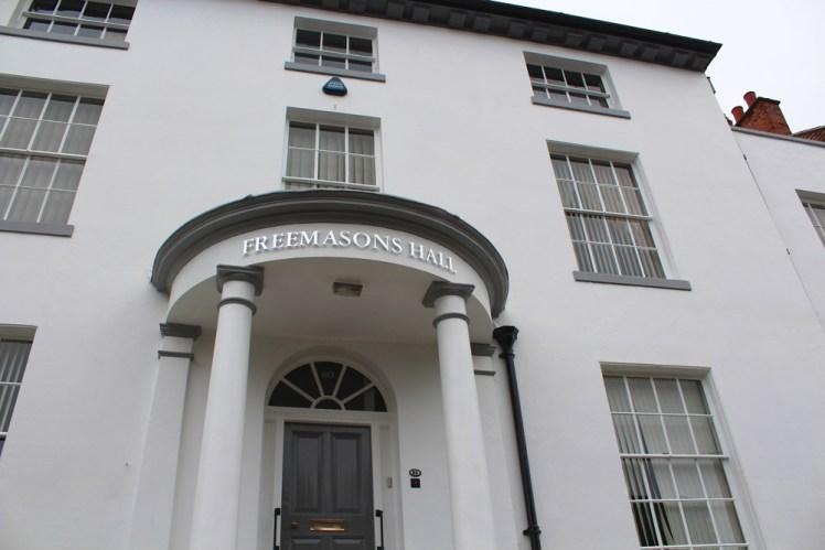 Freemasons' Hall, Leicester