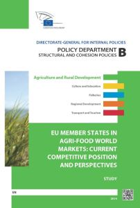 EU Member States in Agri-Food World Markets: Current Competitive Position and Perspectives