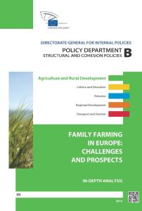 Family Farming in Europe: Challenges and Prospects