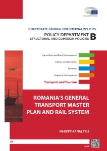 Romania's General Transport Master Plan and Rail System
