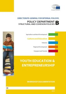 Youth Education & Entrepreneurship