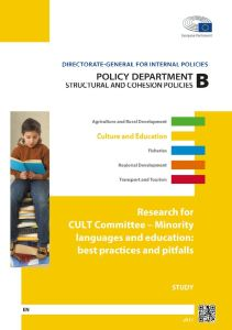 Minority Languages and Education: Best Practices and Pitfalls