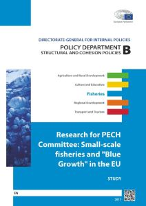 """Small scale fisheries and """"Blue Growth"""" in the EU"""