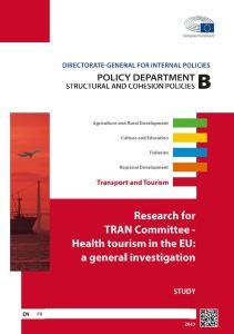 Health tourism in the EU: a general investigation
