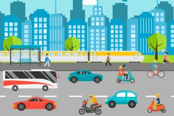 Changes in Technologies to meet Emerging Urban Mobility Patterns