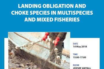 PECH workshop : Landing obligation and choke species in multispecies and mixed fisheries