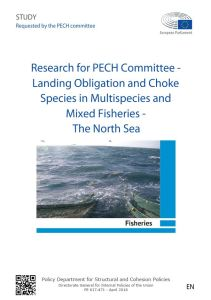 Landing Obligation and Choke Species in Multispecies and Mixed Fisheries - The North Sea