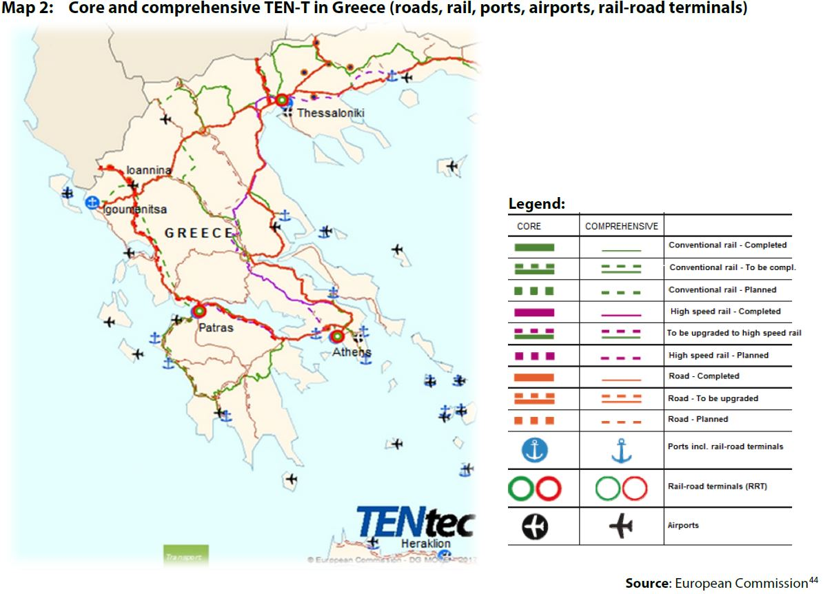 Transport and Tourism in Greece – Research4Committees on