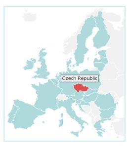 Transport and Tourism in the Czech Republic