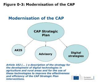 Figure 0 3: Modernisation of the CAP