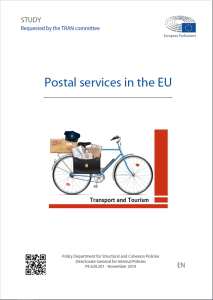 Postal services in the EU