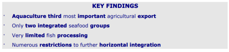 Key findings - Cyprus
