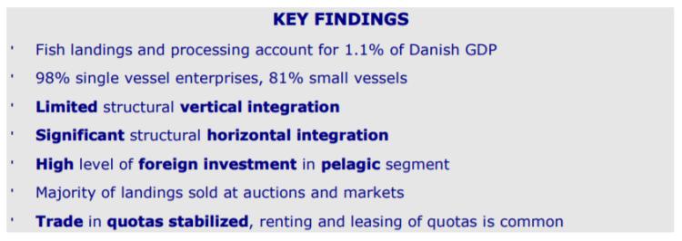 Key findings - Denmark
