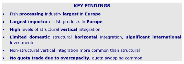 Key findings - Spain