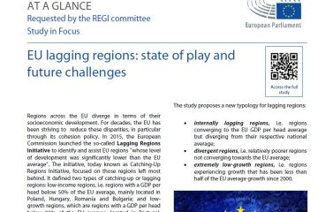 At a glance: EU lagging regions: State of play and future challenges