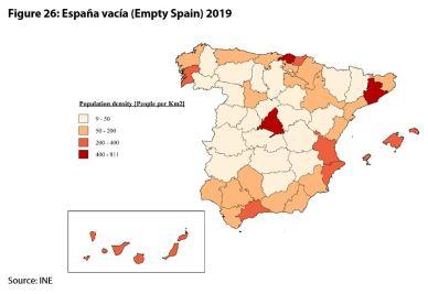 Figure 26: España vacía (Empty Spain) 2019