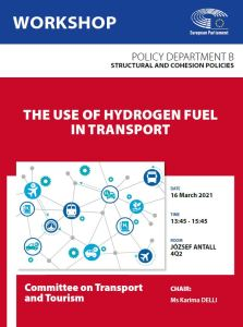 Poster: The use of hydrogen fuel in transport
