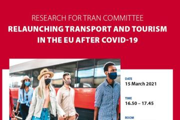 Poster: Relaunching Transport and Tourism in the EU after COVID-19