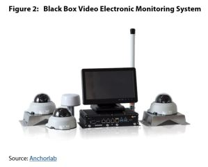 Figure 2: Black Box Video Electronic Monitoring System