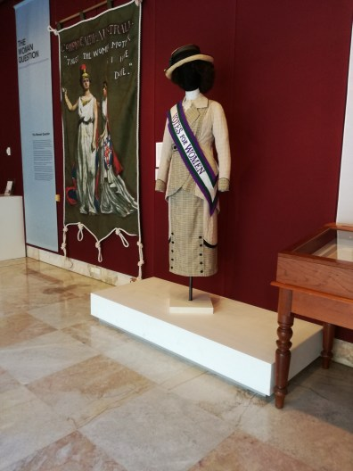 Exhibition inside Parliament House