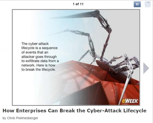 cyber attack lifecycle