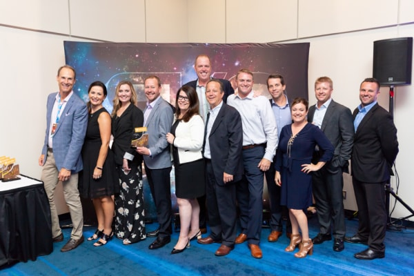 Grattis till NextWave Global Partners of the Year 1