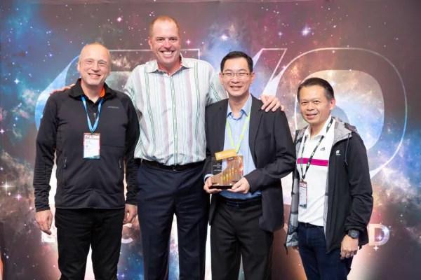 Grattis till NextWave Global Partners of the Year 2