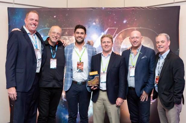 Grattis till NextWave Global Partners of the Year 5