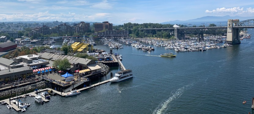 End of Free Parking at Granville Island Splits Metro Vancouverites