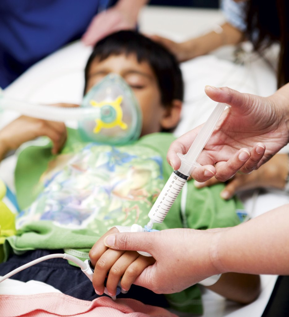 anaesthetics immune system