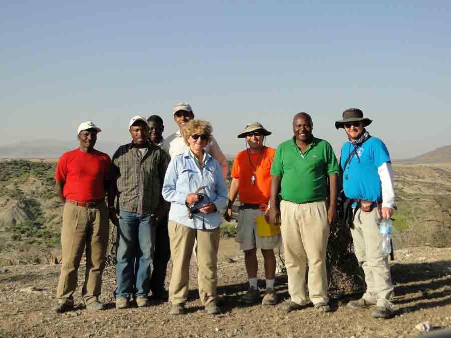 ACACIA field team