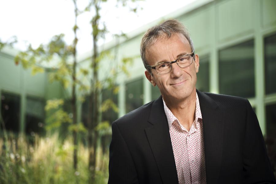 Professor Laurent Keller