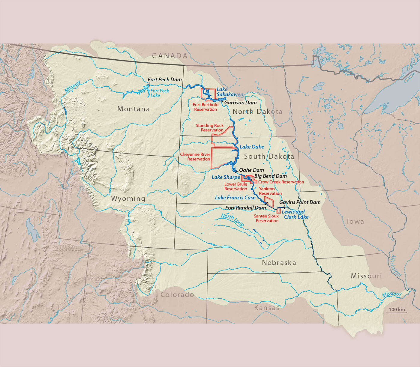 A sustainable approach to environmental management upper missouri river affect the sustainability sciox Images