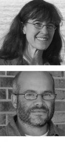 Prof Sara Hotchkiss and Dr Bob Booth