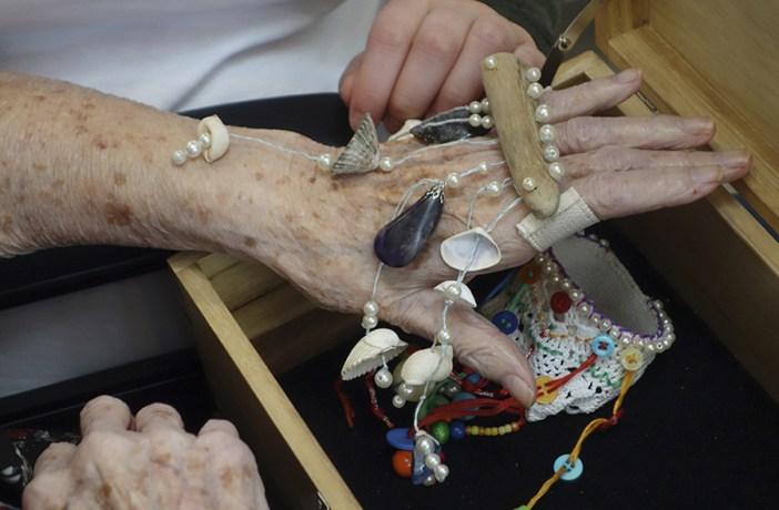LAUGH bespoke fidget jewellery