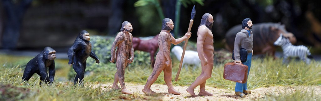 Human evolution sped up by admixture of isolated populations