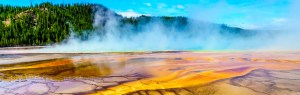 photo of hot springs
