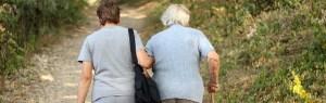 elderly residents in Germany