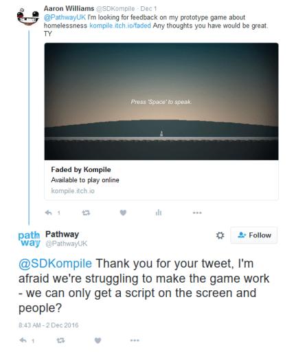 Twitter Pathway