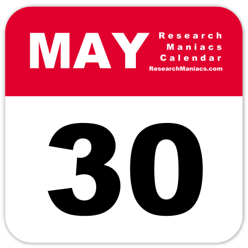 Information about May 30