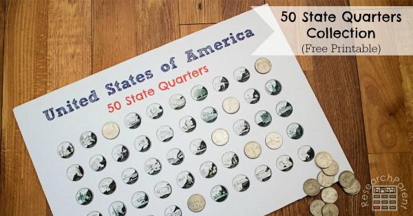 United States Quarter Collection - ResearchParent.com