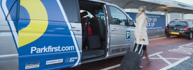 park-first-van-drop-off-gatwick