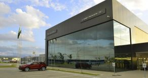 Jaguar Land Rover factory opens in Brazil